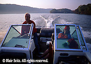 Outdoor recreation, Power Boat, PA Rivers, Susquehanna River, PA