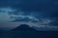 Hiri Island north of Ternate, Indonesia.