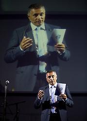 Robert Grozdanovski, CEO of Central East Region at 15 years Anniversary of Volvo Trucks in Slovenia, on September 18, 2015, in Hotel Mons, Ljubljana, Slovenia. Photo by Vid Ponikvar / Sportida
