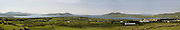 A panoramic picture over Valentia harbour in Cahersiveen, County Kerry, Ireland in 2009. .Picture by Don MacMonagle