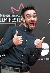 Edinburgh Film Festival, Friday 29th June 2018<br /> <br /> ANNA AND THE APOCALYPSE (UK PREMIERE)<br /> <br /> Pictured: Director John McPhail<br /> <br /> Alex Todd | Edinburgh Elite media