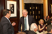 New York, NY - June 28, 2016: The Generations Around Harvey Chaplin's Dinner Table dinner host at Essex House.<br /> <br /> CREDIT: Clay Williams.<br /> <br /> © Clay Williams / claywilliamsphoto.com