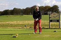Heelsum - Van Lanschot bankiers , sponsor bij  de Golfjournaalbeker 2006 op de Heelsumse GC.  Op de foto Willem vd Elskamp. COPYRIGHT KOEN SUYK