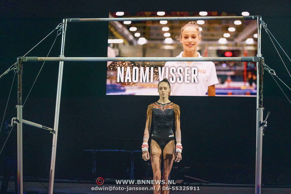 NLD/Amsterdam/20181220 - A Touch of Gold 2018, Naomi Visser