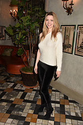 Talulah Riley at The Ivy Chelsea Garden's Annual Summer Garden Party, The Ivy Chelsea Garden, 197 King's Road, London England. 9 May 2017.<br /> Photo by Dominic O'Neill/SilverHub 0203 174 1069 sales@silverhubmedia.com