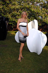NADJA SWAROVSKI at the annual Serpentine Gallery Summer Party in association with Swarovski held at the gallery, Kensington Gardens, London on 11th July 2007.<br /><br />NON EXCLUSIVE - WORLD RIGHTS