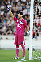 FOOTBALL - FRENCH CHAMPIONSHIP 2010/2011 - L1 - GIRONDINS DE BORDEAUX v TOULOUSE FC - 15/08/2010 - PHOTO GUY JEFFROY / DPPI - MATTHIEU VALVERDE (TOU)