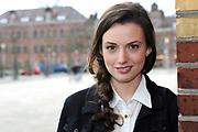 Perspresentatie VARA serie 'Hoe duur was de suiker' <br /> <br /> Op de foto:  Gaite Jansen