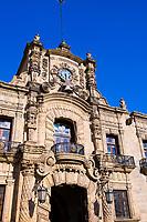 Palacio de Gobierno (Government Palace), in the historic Center of Guadalajara, Jalisco, Mexico
