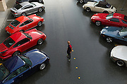 seattle-car-automotive-photographer-randy-wells-car-videographer-filmmaker-cinematographer-storyteller-writer-location-and-studio-specialist, Image of Porsches at a Porsche Club of America car show, Redmond, Washington, Pacific Northwest