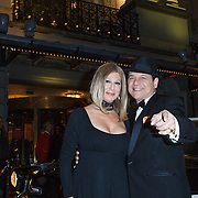 NLD/Amsterdam/20131101 - Premiere Barbra & Frank The Concert That Never Was,