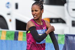 NYC Marathon, Firehiwot Dado