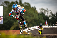 #41 (SUVOROVA Natalia) RUS [Chase] at Round 7 of the 2019 UCI BMX Supercross World Cup in Rock Hill, USA