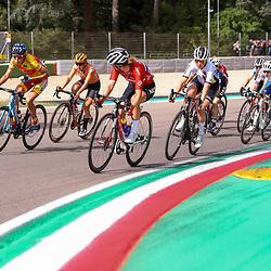 26-09-2020: wielrennen: WK weg vrouwen: Imola<br />Amy Pieters