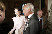 Mrs. Jane Wrightsman and John Stefanides. Andrew Roberts and Susan Gilchrist celebrate the publication of 'A History of The English-Speaking Peoples since 1900' English Speaking Union. Charles St. London. 11 September 2006. ONE TIME USE ONLY - DO NOT ARCHIVE  © Copyright Photograph by Dafydd Jones 66 Stockwell Park Rd. London SW9 0DA Tel 020 7733 0108 www.dafjones.com