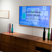 """Samsung """"The Frame"""" at Sotheby's photo selects"""