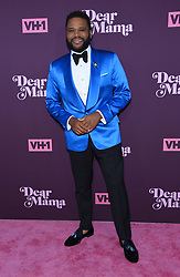 May 3, 2018 - Los Angeles, California, U.S. - Anthony Anderson arrives for the VH1's 3rd Annual 'Dear Mama: A Love Letter to Moms' at the Theatre at the Ace Hotel. (Credit Image: © Lisa O'Connor via ZUMA Wire)