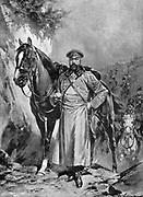 Alexei Nikolaievich Kuropatkin  (1848-1925) . Russian soldier, Commander-in-Chief in Manchuria in Russo-Japanese War 1904-1905.