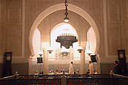 Morocco, Meknes Moulay Ismail Mausoleum