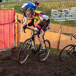 11-01-2020: Wielrennen: NK Veldrijden: Rucphen<br />Thijs Bakker