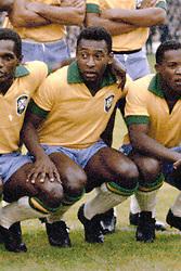 Pele, Brazil.