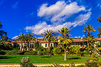 Four Seasons Biltmore Hotel, Montecito (Santa Barbara), California USA.
