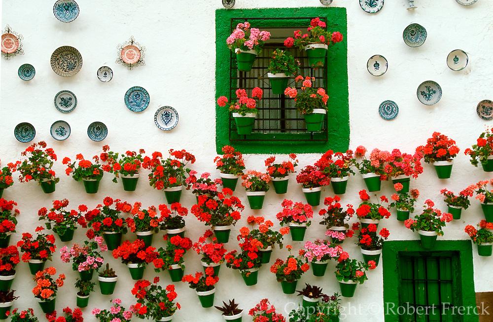 SPAIN, ANDALUSIA, GRANADA Albaicin, Moorish quarter, gypsy cave