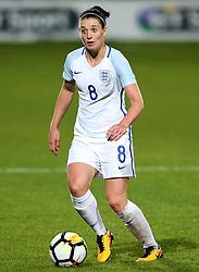 Jade Moore of England - Mandatory by-line: Matt McNulty/JMP - 19/09/2017 - FOOTBALL - Prenton Park - Birkenhead, United Kingdom - England v Russia - FIFA Women's World Cup Qualifier