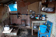 Kitchen in Gibara, Holguin, Cuba.