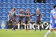 Colchester United v Morecambe 221016