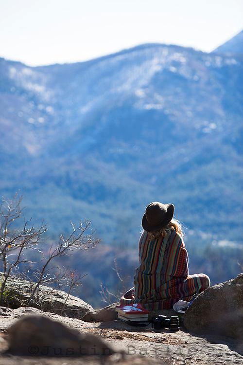 Jemez Valley, New Mexico.