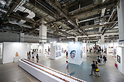 ART STAGE Singapore at Marina Bay Sands, in Singapore, Singapore, on 27 January 2018. Photo by Lucas Schifres/Studio EAST