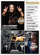 Anthony Kiedis / Kerrang / December 2004