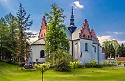 Opactwo Cystersów, Szczyrzyc, Polska<br /> Cistercian Abbey, Szczyrzyc, Poland