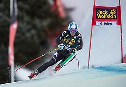 21.12.2013, Saslong, Groeden, ITA, FIS Ski Weltcup, Groeden, Abfahrt, Herren, im Bild Werner Heel (ITA) // Werner Heel of Italy in action during mens Downhill of the Groeden FIS Ski Alpine World Cup at the Saslong Course in Gardena, Italy on 2012/12/21. EXPA Pictures © 2013, PhotoCredit: EXPA/ Johann Groder