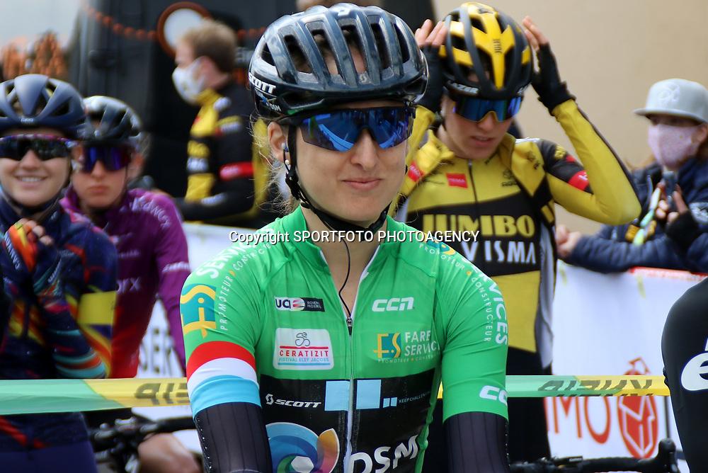 02-05-2021: Wielrennen: Elsy Jakobs : Luxembourg: <br />Leah Kirchman