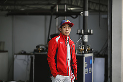 March 6, 2018 - Le Castellet, France - NIREI FUKUZUMI of Japan and Arden International during the 2018 Formula 2 pre season testing at Circuit Paul Ricard in Le Castellet, France. (Credit Image: © James Gasperotti via ZUMA Wire)
