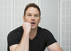 Chris Pratt 20 April 2017