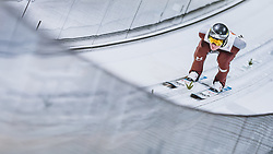 25.02.2021, Oberstdorf, GER, FIS Weltmeisterschaften Ski Nordisch, Oberstdorf 2021, Herren, Skisprung, HS106, Einzelbewerb, Training, im Bild Domen Prevc (SLO) // Domen Prevc of Slovenia during training for the men ski Jumping HS106 single Competition of FIS Nordic Ski World Championships 2021. in Oberstdorf, Germany on 2021/02/25. EXPA Pictures © 2021, PhotoCredit: EXPA/ JFK