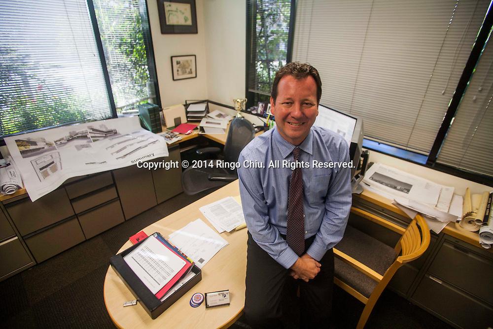 W. Scott Dobbins, president of Hankey Investment Co.(Photo by Ringo Chiu/PHOTOFORMULA.com)
