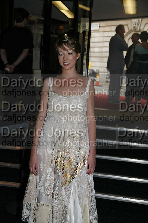 ORLA FITZGERALD, the UK premiere of Ken Loach's ' the Wind that Shakes the Barley' Curzon, Mayfair. 21 June 2006. ONE TIME USE ONLY - DO NOT ARCHIVE  © Copyright Photograph by Dafydd Jones 66 Stockwell Park Rd. London SW9 0DA Tel 020 7733 0108 www.dafjones.com