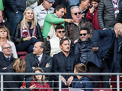October 22, 2017 - Turin, Piemonte/Torino, Italy - Francesco Totti (AS Roma) before the Serie A match: Torino FC vs AS Roma at Stadio Olimpico Grande Torino. Roma wins 0-1. Turin, Italy 22th october 2017  (Credit Image: © Albertogandolfo/Pacific Press via ZUMA Wire)