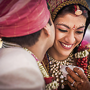Arranged marriages are a strong tradition in Indian society and continue to account for an overwhelming majority of marriages in the Indian subcontinent. In older times, the bride and the groom were neither asked for their consent, nor were they informed about the partner. However, with the evolution of time, the society has also undergone a significant change. Nowadays, in arranged marriages, both the girl and the boy are asked for their consent. Along with the emergence of phenomena such as self-arranged marriages and free-choice on the part of the prospective spouses, love marriages have become more and more common, especially, but not only, in the urban culture of modern India. <br /> Rajasthan, 2012