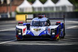 June 4, 2017 - Le Mans, France - 27 SMP RACING (RUS) DALLARA P217 GIBSON LMP2 MIKHAIL ALESHIN (RUS) SERGEY SIROTKIN (RUS) VICTOR SHAYTAR (RUS) MAURIZIO MEDIANI  (Credit Image: © Panoramic via ZUMA Press)