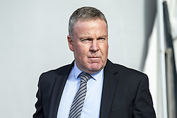 March 23, 2019 - Meadow, Shropshire, United Kingdom - Kenny Jackett Manager of Portsmouth FC during the Sky Bet League 1 match between Shrewsbury Town and Portsmouth at Greenhous Meadow, Shrewsbury on Saturday 23rd March 2019. (Credit Image: © Mi News/NurPhoto via ZUMA Press)