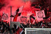 Supporters Rennes - 21.03.2015 - Rennes / Nantes - 30eme journee de Ligue 1 -<br />Photo : Vincent Michel / Icon Sport