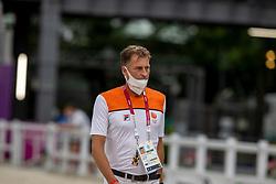 Houtzager Mark, NED<br /> Olympic Games Tokyo 2021<br /> © Hippo Foto - Dirk Caremans<br /> 07/08/2021