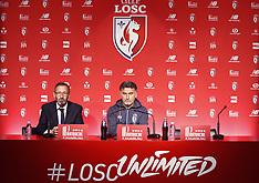 Christophe Galtier joins Lille - 29 Dec 2017