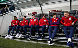 The England team arrive at The SRC Stozice Stadium ahead of the World Cup Qualifier against Slovenia - Mandatory by-line: Robbie Stephenson/JMP - 10/10/2016 - FOOTBALL - SRC Stozice - Ljubljana, England - England Press Conference