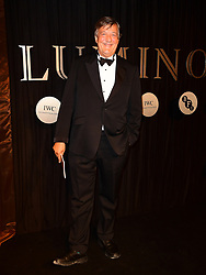 Stephen Fry attending the BFI Luminous Fundraising Gala held at the Guildhall, London.
